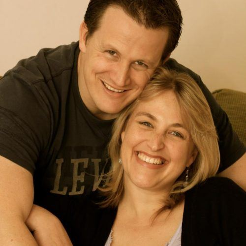 Brian and Simone Kettles