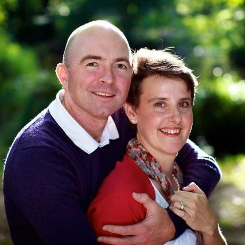 Keath and Michelle Gaitskell