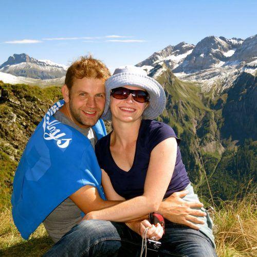 Nick and Amber Chandler